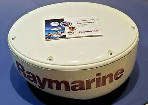 "Raymarine RD218 2kw 18"" Analog Radar Scanner for C & E Classic Displays"