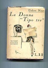"Umberto Notari # LA DONNA ""TIPO TRE"" # Notari 1929"