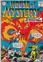 House Of Mystery #131 Silver Age DC Comics F-