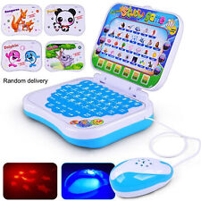 Computer Laptop Lernspielzeug lernen Baby Kinder Vorschule pädagogisch & Mouse