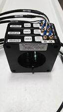 Qty 3 Current Transformer 20005 600v 50 400hz Electromagnetic Ind Llp