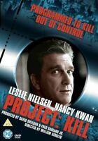 Project Kill DVD | (Leslie Nielsen) (1976) Movie Gift Idea NEW