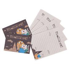 Adventure Time Mini Letter Set - 4sh Lined Writing Stationery Paper 2sh Envelope