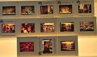 13 Vtg Artistic Risque/Photo Slide Lot DR MULLER'S/PEEP SHOW/MOVIE THEATRE J0693
