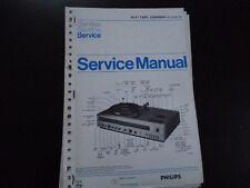Original Service Manual Philips 22AH994