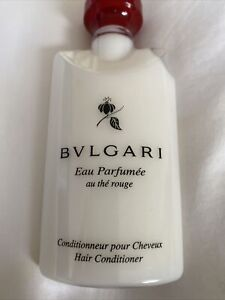 BVLGARI Eau Parfumée Au Thé Rouge Hair Conditioner Nourishing Face Emulsion 75ml