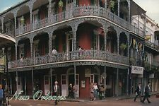 La Branche, Royal Street Cafe, French Quarter, New Orleans, Louisiana - Postcard