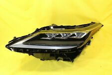 ⭐ 2020 20 Lexus RX350 450h Left LH Driver Headlight (Triple Beam) OEM *GOOD*