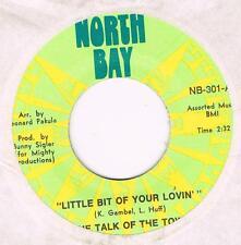 Talk of the town Little Bit of your lovin' / Tossin 'Mon Côté Côté North Bay 301