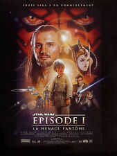 Affiche 40x60cm STAR WARS Episode 1 - La Menace Fantome 1999 George Lucas NEUVE