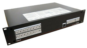 Extron DXP Series Digital Crosspoint Matrix Switcher