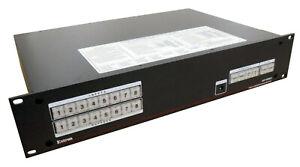 Extron DXP Serie Digital Koppelpunkt Matrix Schalter