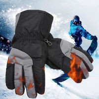 FJ- 1 Pair Winter USB Hand Warmer Electric Thermal Gloves Heated Gloves SUPER
