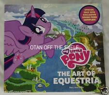 Sdcc Comic Con 2015 Excl My Little Pony The Art Of Equestria sneak peek sampler