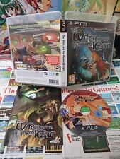 Playstation 3 PS3:The Witch and the Hundred Knight [TOP RPG & 1ERE EDITION] Fr