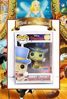 """Funko Pop NYCC 2020 Pinocchio JIMINY CRICKET #980  *w/Protector """"MINT"""""""