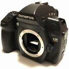 Olympus EVOLT E-3 10.1MP Digital SLR Camera Black Body Excellent Japan F/S