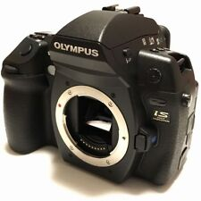 Olympus EVOLT E-3 10.1MP Digital SLR Camera Black Body Excellent Japan F/S
