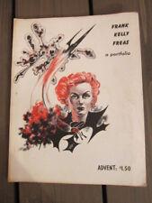 FRANK KELLY FREAS Portfolio 1957