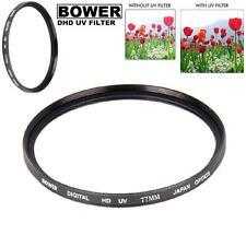 Bower 77mm UV Lens Filter for Canon EF 70-200mm, 28-300mm, 24-105mm, 100-400mm