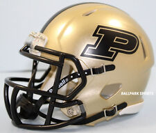 PURDUE BOILERMAKERS - Riddell Speed Mini Helmet