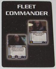 FLEET COMMANDER Klingon Civil War 1 Star Trek Attack Wing OP LE