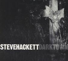 STEVE HACKETT - DARKTOWN (RE-ISSUE 2013)  CD  14 TRACKS PROGRESSIVE ROCK  NEU