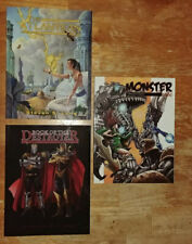 Hero System Fifth Edition - Lot of 3 Softcover books (NM)