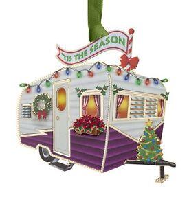 Beacon Design Vintage Camper Ornament