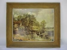The Haywain Constable Museum Print Edition