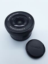 Sony E PZ 16-50mm f/3.5-5.6 OSS Reconditioned Sony Auth Dealer