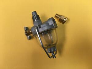 Case Tractor 200A 200B 300A 300B 400A 400B 500B 500A Fuel Sediment Bowl