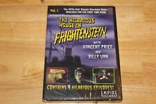 The Hilarious House of Frightenstein (DVD)