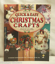 Quick & Easy Christmas Crafts ~ Volume II ~ 164 Projects Gifts Ornaments Holiday