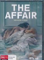 The Affair Season Four DVD NEW