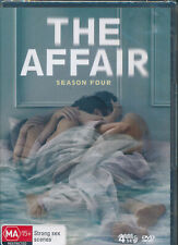 The Affair Season Four DVD NEW
