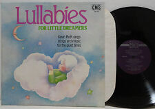 FREE SH Kevin Roth LP Lullabies For Little Dreamers CMS Records 1985 Dulcimer