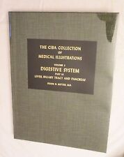 The Ciba Collection of Medical Illustrations Vol 3 Digestive System Part 3, HB