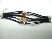 Stylish Real  Baltic Amber Bracelet