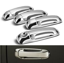 For 2002-2008 Dodge Ram 1500 / 2003-2009 Ram 2500 3500 Chrome Door Handle Covers