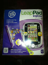 PINK LeapFrog LeapPad Tablet & Camera  w/ $35 ofFree Apps