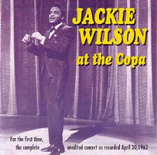 Jackie Wilson-At the Copa-Fantastic CD!