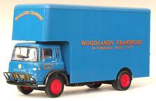 EFE BEDFORD TK LUTON BOX VAN WOODLANDS TRANSPORT-23605