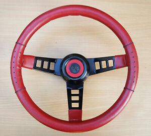 "Original 1970's "" MOTEC ""  Ford Escort RS Mexico 13inch Steering Wheel V.G.C"