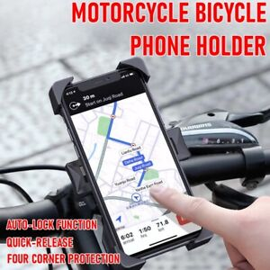 Adjustable CELL PHONE HOLDER MOUNT For Motorcycle MTB Bike Bicycle Handlebar
