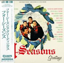 FOUR SEASONS-THE 4 SEASONS GREETINGS-JAPAN MINI LP CD C94