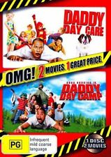 Daddy Day Care / Daddy Day Camp NEW R4 DVD