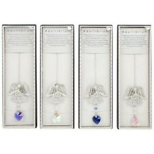 3D EQUILIBRIUM Angel Sun Catcher choice of 4 colours GIFT BOXED