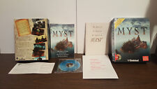 Myst (PC, 1996) - Big Box FRENCH PAL variant