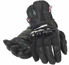 RST TITANIUM OUTLAST MOTORCYCLE GLOVES NEW Waterproof Small RRP $149 Motorbike